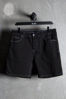 17'S SHORT - BLACK